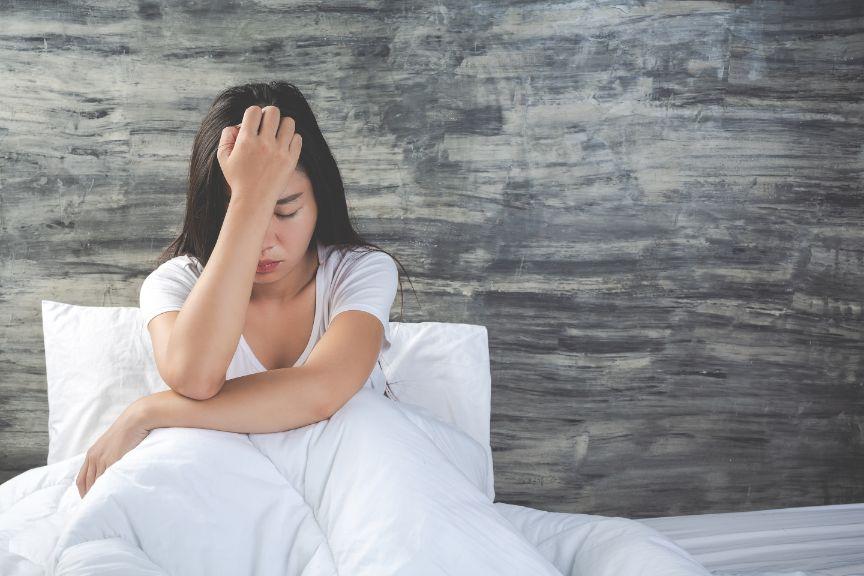 セックスレスによるうつ病
