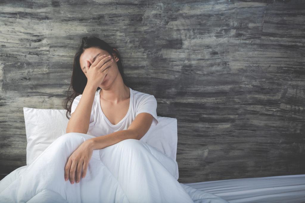 セックスレスのストレス
